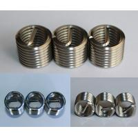 China Stainless steel free running screw inserts for PVC foam plate wholesale