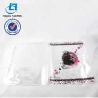 China PLASTIC BOOK COVER with seal tape wholesale