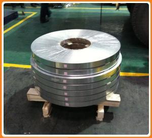 China Temper H14 Radiator Aluminium Tin Foil 3003 + 1.5% Zn Aluminum Foil Tapes on sale