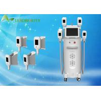 China CE / FDA approved 4 cryo handles weight loss fat reduction cool fat freeze sculpting cryolipolysis machine price wholesale