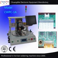 China Hot Bar Soldering Machine Thermode Hot Bar Welding Machine For SMT Line on sale