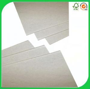 China OEM grey board,duplex die-cutting grey card board paper wholesale