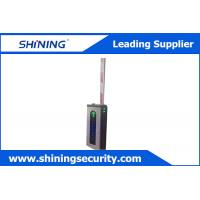 China Easy Operation No Shaking Parking Lot Barrier Gate With Long Range RFID Reader wholesale