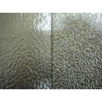 China 1060 H24 Stucco embossed aluminium sheet / coil for refrigerator 0 . 2MM wholesale