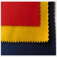 China Proban Combed Flame Retardant Fabric Winter Workwear Fabric 100% Cotton wholesale