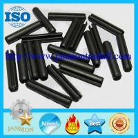 Wholesale Black Slotted Spring Pin,Black spring steel roll pin,65Mn slotted pin,High tensile roll pin,Black dowel pin from china suppliers
