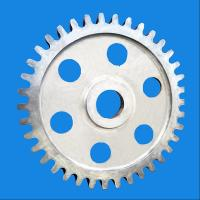 China Carbon Steel Forged Large Diameter Sprocket Gear Wheel For Power Plant wholesale
