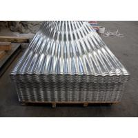 China Trapezoidal Corrugated AluminIum Roofing Sheet Width 1150mm Building Material wholesale