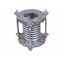 API Stainless Steel Metal Dn80 Pipe Bellows Expansion Joint