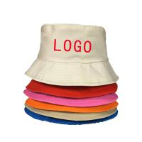 China Unisex Fisherman Bucket Hat With Personal Logo Advertising Promotions on sale