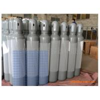 China 30L / 40L / 50L 37Mn Compressed Gas Cylinder Height 705-1605MM wholesale