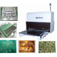 China High Efficiency FPC Automatic Punching Machine , Rigid Flexible PCB wholesale