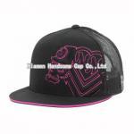 China Wholesale or Custom Trucker Hat Snap Back Baseball Cap SC-014 wholesale