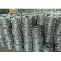 Wholesale Traditional Twist Stainless Steel Barbed Wire Anti Oxidation Multi Function from china suppliers