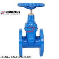 China China low price high quality 4 inch ductile iron water gate valve drawing wholesale