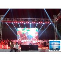 China 4.81mm Pixel Pitch Outdoor Led Video Display Board For Stage Event Live Show wholesale