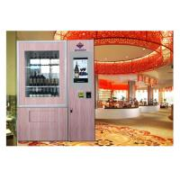 Buy cheap Glass Bottle Wine Vending Machine With Lift And Conveyor System For Hotel from wholesalers