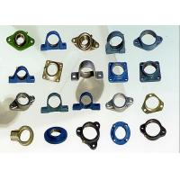 China Standard Spherical OD Insert Ball Bearing Units , Bearing Blocks Housings wholesale