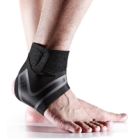 China Hot sell Wholesale Nylon Sports Compression Ankle Sleeve ankle support wholesale