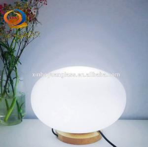 China LED Glass Globe Ball Led Table Lamps modern living room led lamps on sale