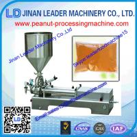 China china manufacturing Automatic peanut packaging machine for peanut butter granule wholesale