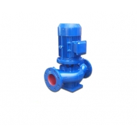 China Single Stage Industrial Centrifugal Pump Vertical Pipeline ISG 20 on sale
