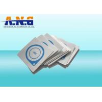 China Writable Reading Paper Hf Rfid Tags Reusable I code Slix - X for Library on sale