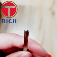 Buy cheap 10x0.1 Mm Stainless Steel Tube 304 Capillary Steel Tube For Medical Use from wholesalers