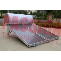 Buy cheap 300L and 150L Solar Panel Hot Water Heater , Solar Assisted Water Heater Blue Titanium from wholesalers