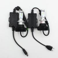 Quality 50W 8000LM G7 7G LED Headlight Kit LUXEON ZES LUMILED Fanless Car H7 H8 H9 H10 for sale
