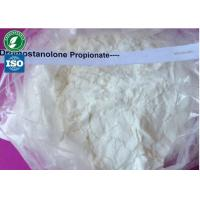 China 99% Raw Steroid Powders Drostanolone Propionate for Bodybuilding CAS 512-12-0 wholesale