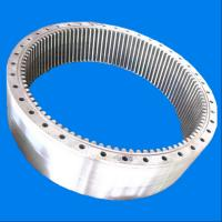 China China Supplier 42CrMo4V Carbon Steel Forging Large Diameter Inner Ring Gear wholesale