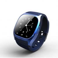 M26 Smart Bluetooth Watch with LED Display Music Player Pedometer for Android IOS Mobile Phone