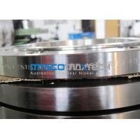 China F316L / 316 Stainless Steel Flange , PLRF ASTM A182 PN16 DN150 Flange wholesale
