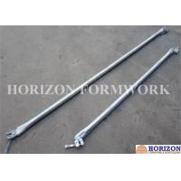 China Stable Pin Lock Scaffolding System Vertical Diagonal Brace 2.0m Height Dia 48.3mm wholesale