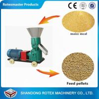 China 11kw Small Pellet Mill Feed Pellet Machine 2-6mm Diameter 400-700kg/H wholesale