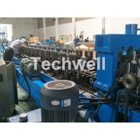 China 85mm Shaft Diameter Cable Tray Roll Forming Machine With GI or Carbon Steel Raw Material wholesale