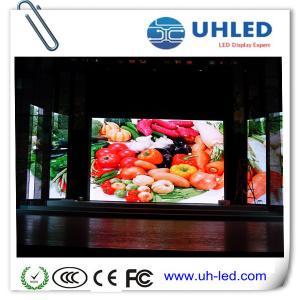China Slim Rental P4 SMD Indoor LED Screen , IP30 1R1G1B Die - Cast Display wholesale