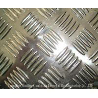 Buy cheap Aluminum Checquered Plates Diamond /5 bars pattern with paper interleveled 1100 from wholesalers