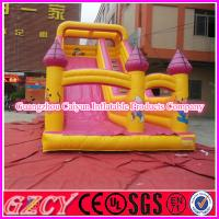 China Good Quality Colorful Inflatable Interesting Slide wholesale