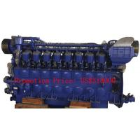 Buy cheap 2938 KVA Marine Emergency Generator For Transportation Ships / Fishing Boats from wholesalers