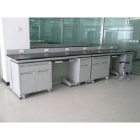 Quality lab physicalchemical center bench china supplier with corrosion resistant, acid and alkali for sale