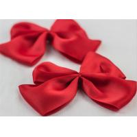 China Red Bow Tie Ribbon wholesale