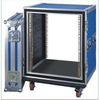 China 12U Anti-shock Rack Flight Case for Placing Amplifier Equipment wholesale