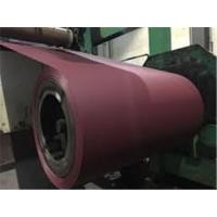China No Gloss Surface High - strength Prepainted Galvanized Steel Coil Against Corrosion wholesale
