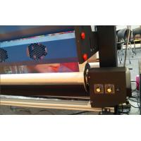China 3 pcs Epson DX7 head Large Eco solvent printer in 1.8M for Stretch Ceiling Film and Wall Paper wholesale