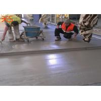 China Quick Setting Garage Floor Self Levelling CompoundFlow Automatically 4-8 Hours Curing Time wholesale