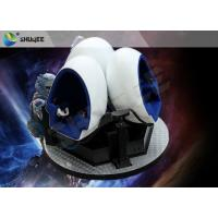 China 360° Rotate Platform 9D Diverse Cinema With Customizable Chair wholesale
