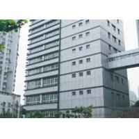 PVDF Coated Aluminium Wall Panels Insulated Curtain Wall Panels