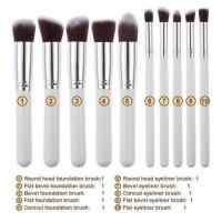 China 10 in1 the same style with Sigma make up tool brush set wholesale
